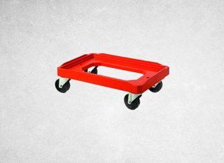 Jakie są zalety wózków transportowych Schoeller Allibert?